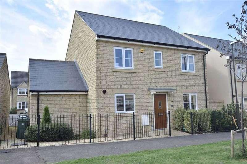 4 Bedrooms Detached House for sale in Buccaneer Avenue, Brockworth, Gloucester