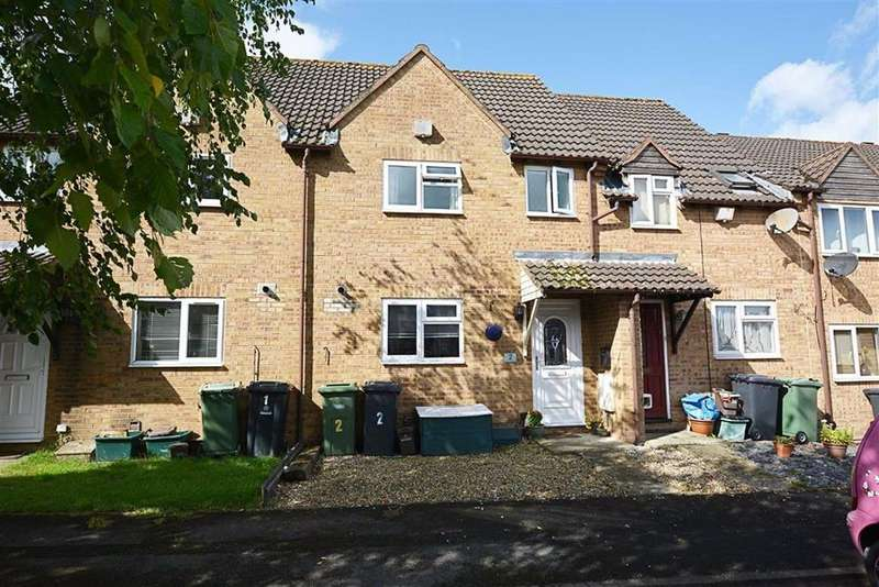 3 Bedrooms Terraced House for sale in Watermans Court, Quedgeley