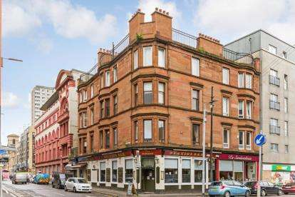 2 Bedrooms Flat for sale in Port Dundas Road, Cowcaddens