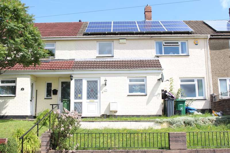 3 Bedrooms Terraced House for sale in Upland Drive, Trevethin, Pontypool, NP4