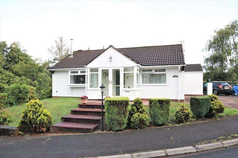 2 Bedrooms Bungalow for sale in Cwm-cwddy Drive, Bassaleg, Newport. NP10 8JN