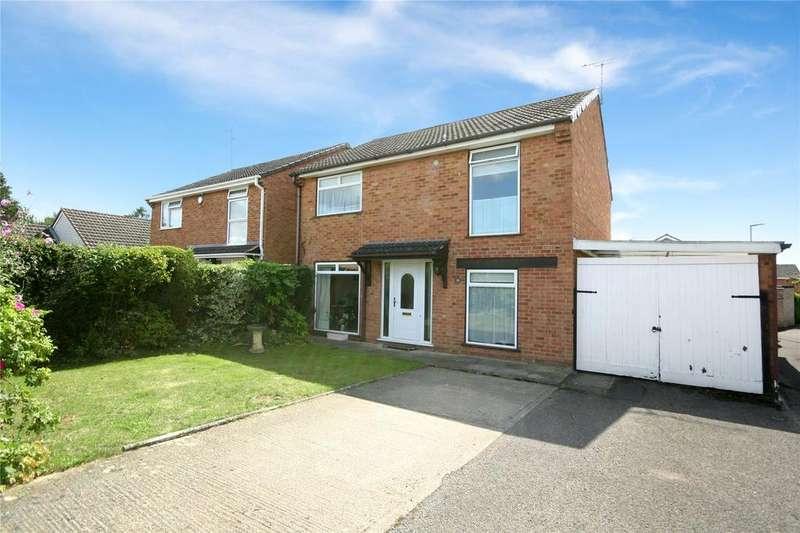 4 Bedrooms Detached House for sale in St Nicholas Drive, Cheltenham, GL50