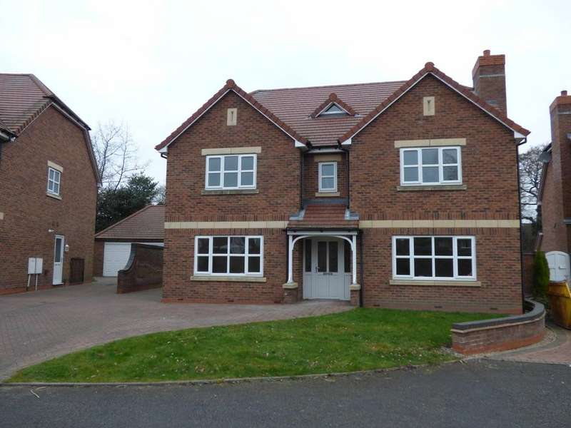 5 Bedrooms Detached House for rent in 4 Martin Grove, Hilton Lane, Great Wyrley, WS6 6BF