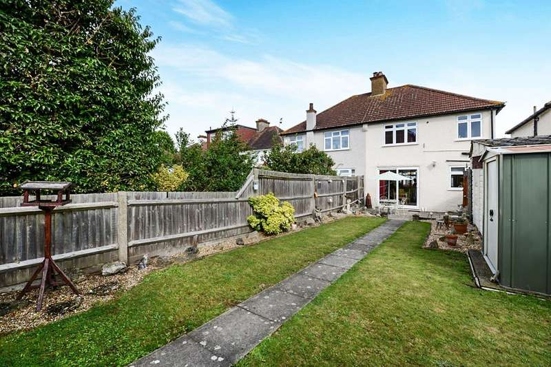 3 Bedrooms Semi Detached House for sale in Garden Close, Wallington, Surrey, SM6