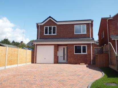4 Bedrooms Detached House for sale in Southfields Close, Coleshill, Birmingham, .