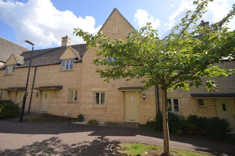 2 Bedrooms Terraced House for sale in Peckham Walk, Cirencester