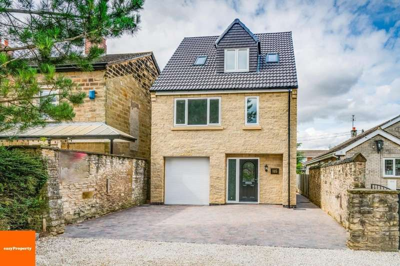 4 Bedrooms Detached House for sale in East View, Cobcroft Lane, WF11
