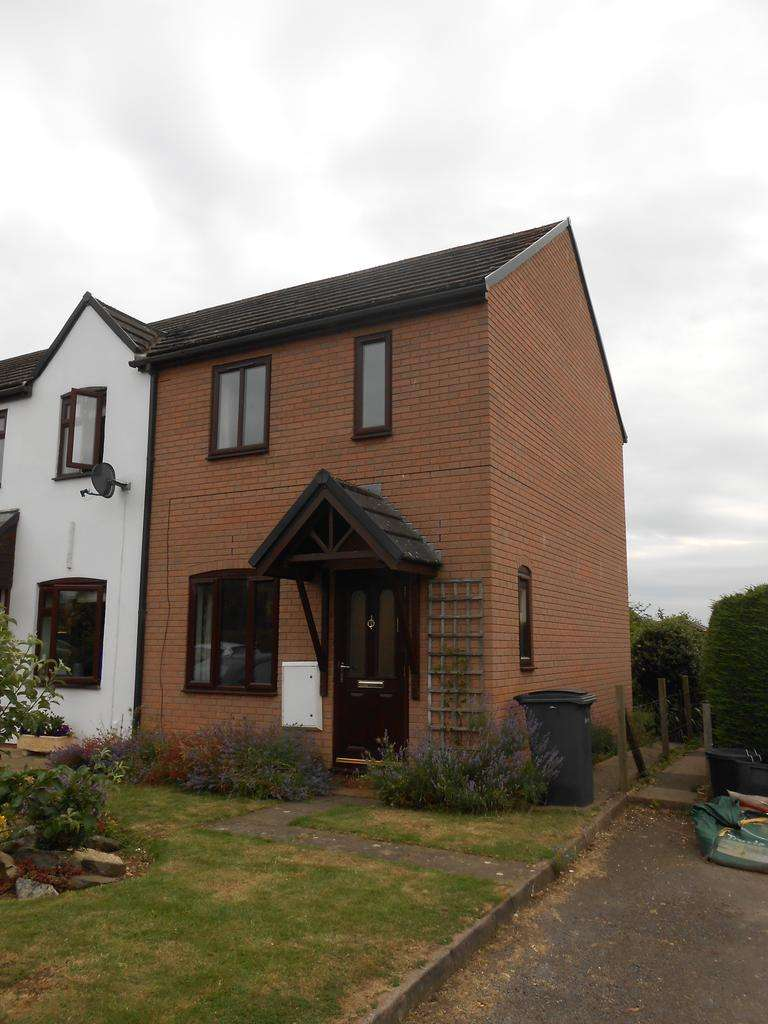 2 Bedrooms End Of Terrace House for sale in Cedar Road, Mickleton, Gloucestershire GL55