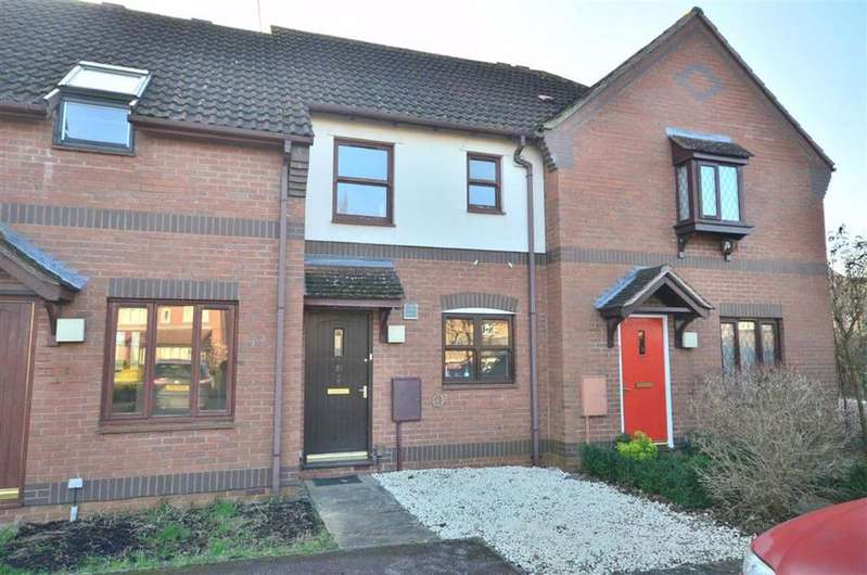 2 Bedrooms Terraced House for sale in Honeysuckle Drive, Honeysuckle Drive, Abbeymead, Gloucester
