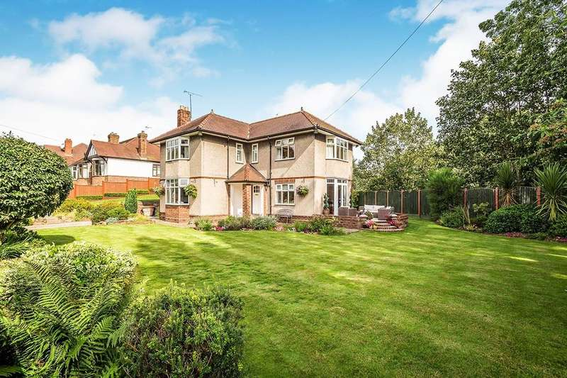 3 Bedrooms Detached House for sale in Whitchurch Road, Great Boughton, Chester, CH3