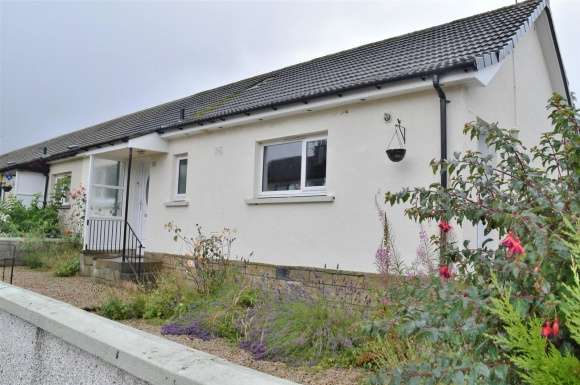 2 Bedrooms Bungalow for sale in Murrayfield, Fochabers