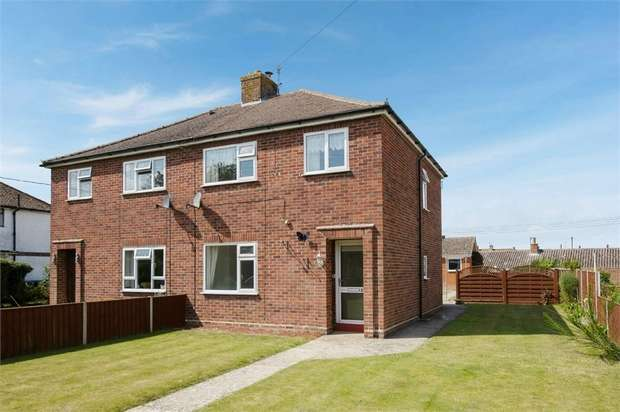 3 Bedrooms Semi Detached House for sale in Ferry Road, Orford, Woodbridge, Suffolk