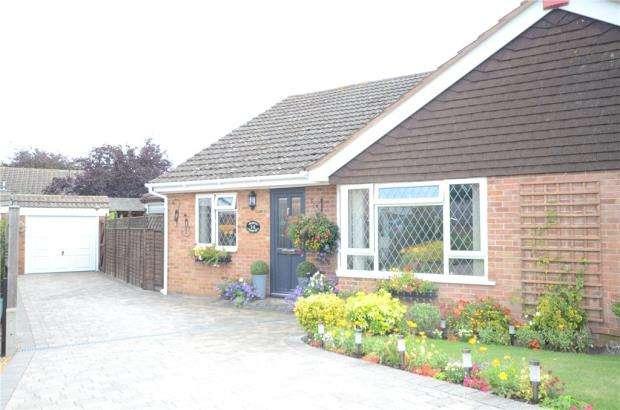 2 Bedrooms Semi Detached Bungalow for sale in Burcot Gardens, Maidenhead, Berkshire
