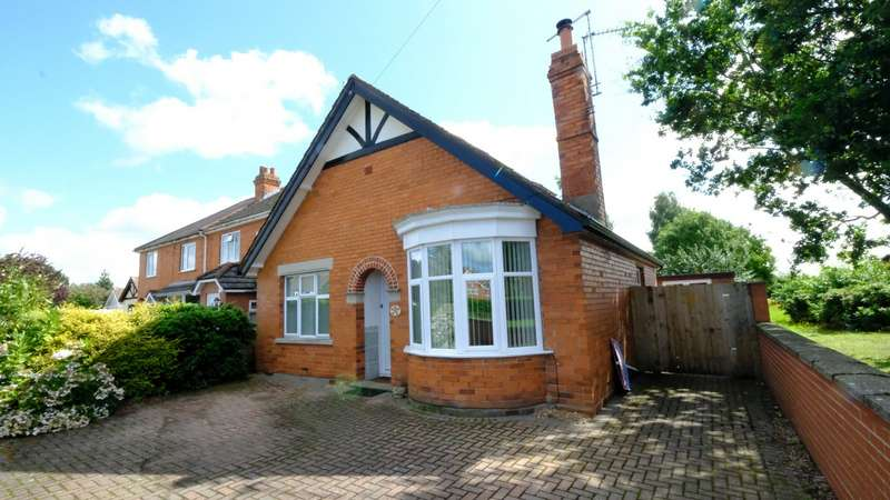 5 Bedrooms Detached Bungalow for sale in Mill Lane, North Hykeham, Lincoln, LN6
