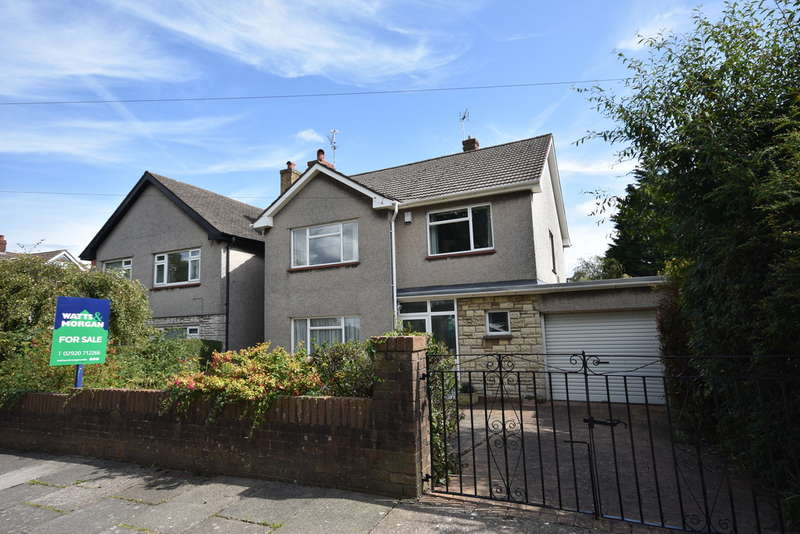 4 Bedrooms Detached House for sale in 4 St. Cyres Road, Penarth, Vale of Glamorgan, CF64 2WQ