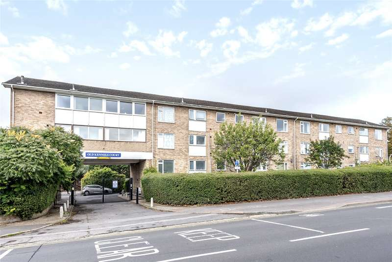 2 Bedrooms Apartment Flat for sale in Old Kennels Court, Burghfield Road, Reading, Berkshire, RG30