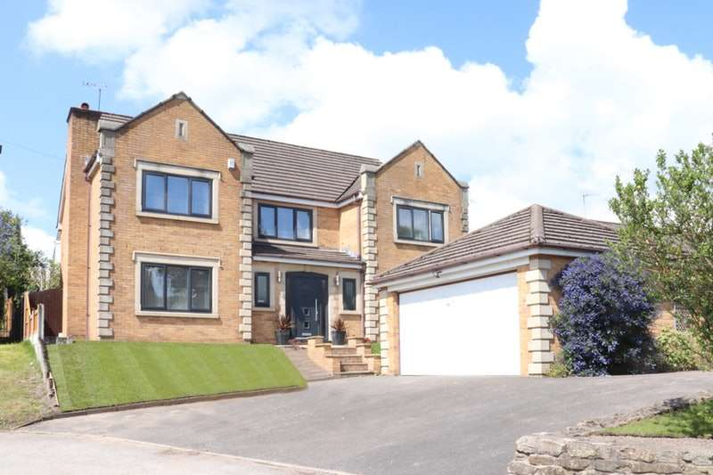 4 Bedrooms Detached House for sale in Village View, Wigan, Merseyside, WN5