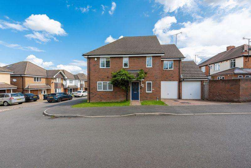 5 Bedrooms Detached House for sale in RARELY AVAILABLE LARGE FAMILY HOME on Shervington Grove