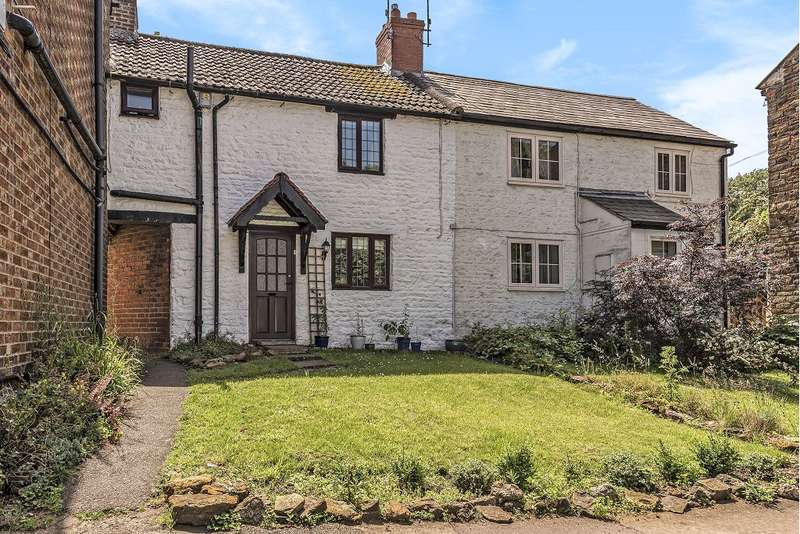 2 Bedrooms Semi Detached House for sale in High Street, Hardingstone,