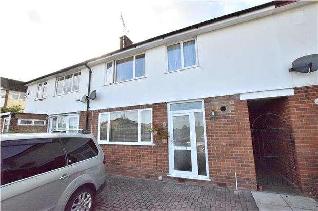 3 Bedrooms Terraced House for sale in Bryanstone Close, CHELTENHAM, GL51 8HN