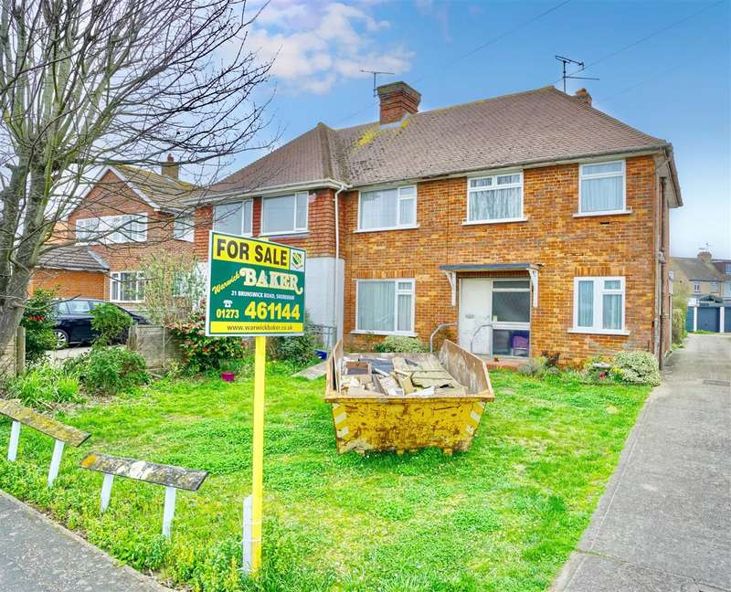 3 Bedrooms House for sale in Cross Road, Southwick