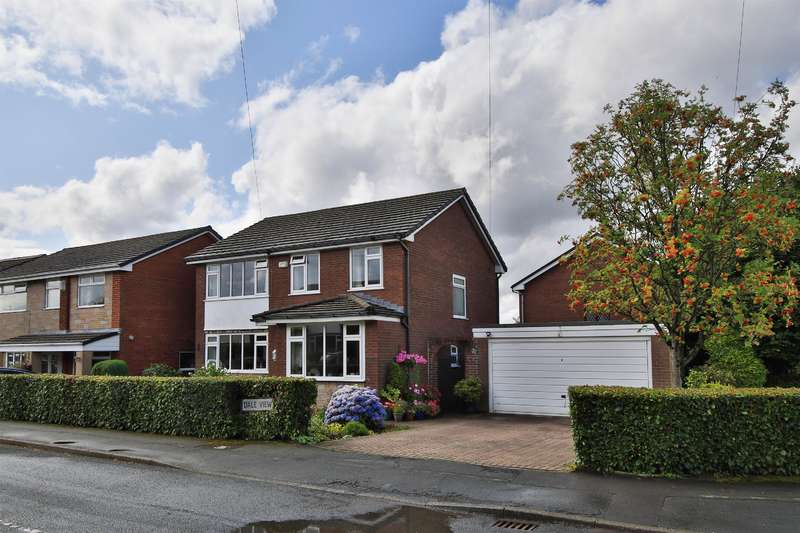4 Bedrooms Detached House for sale in Dale View, Hollingworth Lake, Littleborough, OL15 0BP