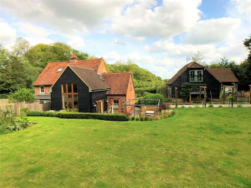 4 Bedrooms Semi Detached House for sale in Beech Grove Cottages, Chisbridge Lane, Frieth Road, Marlow, SL7
