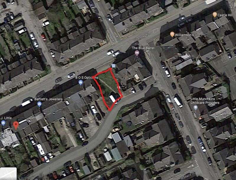 Property for sale in 71-75 Chester Road, Castle, Northwich