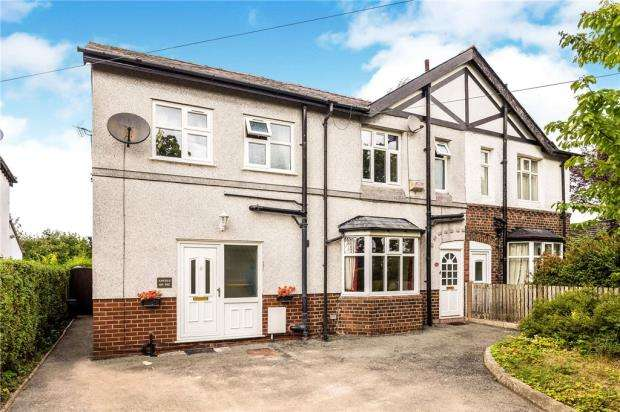 5 Bedrooms Semi Detached House for sale in Earlsway, Curzon Park, Chester