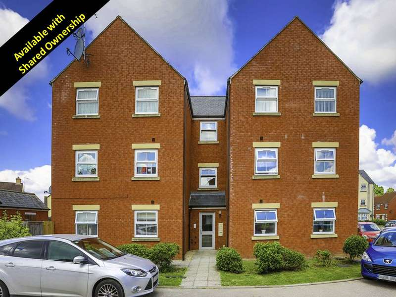 2 Bedrooms Flat for sale in Home Ground Abbeymead, Gloucester, GL4