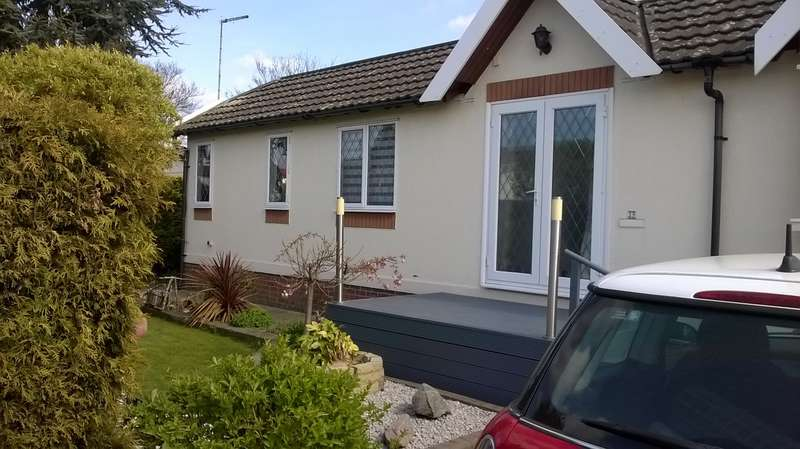 2 Bedrooms Park Home Mobile Home for sale in Fengate Park, Peterborough, PE1