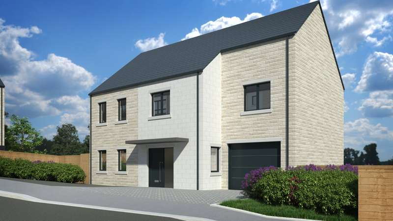 4 Bedrooms Detached House for sale in The Willow, South Side Ridge, Pudsey Road, Pudsey, West Yorkshire, LS28