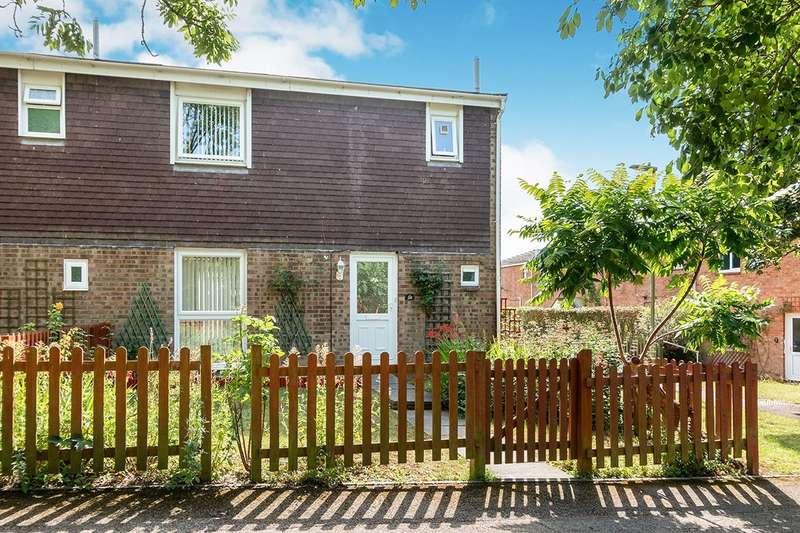 3 Bedrooms House for sale in Landseer Close, Basingstoke, Hampshire, RG21