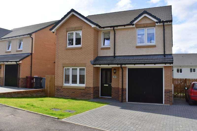 4 Bedrooms Detached House for sale in Thistledown Drive, Cambuslang, Glasgow, G72