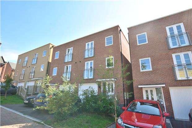 4 Bedrooms Semi Detached House for sale in Ledbury Court, Cheltenham, Glos, GL52 5FZ