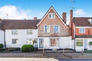 5 Bedrooms Semi Detached House for sale in The Hill, Cranbrook, Kent