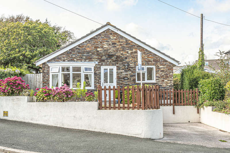 3 Bedrooms Detached Bungalow for sale in Onslow Road, Salcombe