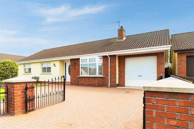 3 Bedrooms Detached Bungalow for sale in Island Hill Manor, Lurgan, Craigavon, County Armagh