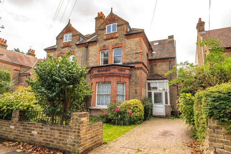 5 Bedrooms Semi Detached House for sale in Carlton Road, Sidcup, DA14