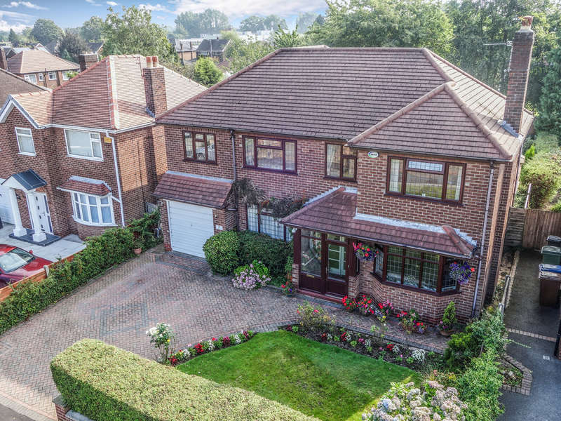 5 Bedrooms Detached House for sale in Gainford Avenue, Gatley