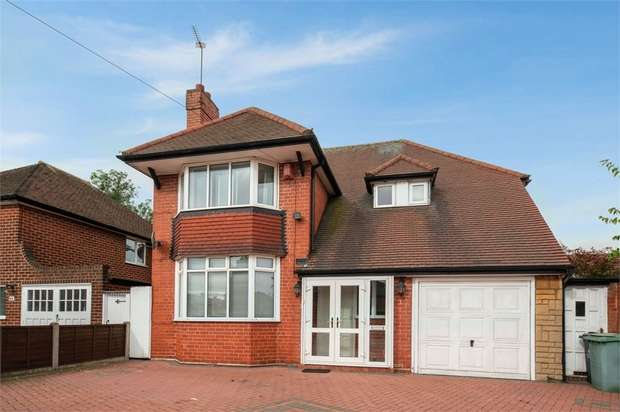 4 Bedrooms Detached House for sale in Bescot Road, Walsall, West Midlands