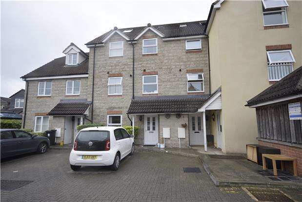 2 Bedrooms Flat for sale in St. Marys Close, Warmley, BS30 8BB