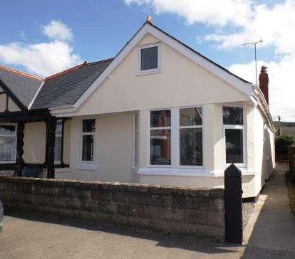 2 Bedrooms Bungalow for sale in Marine Road, Prestatyn, Denbighshire, LL19