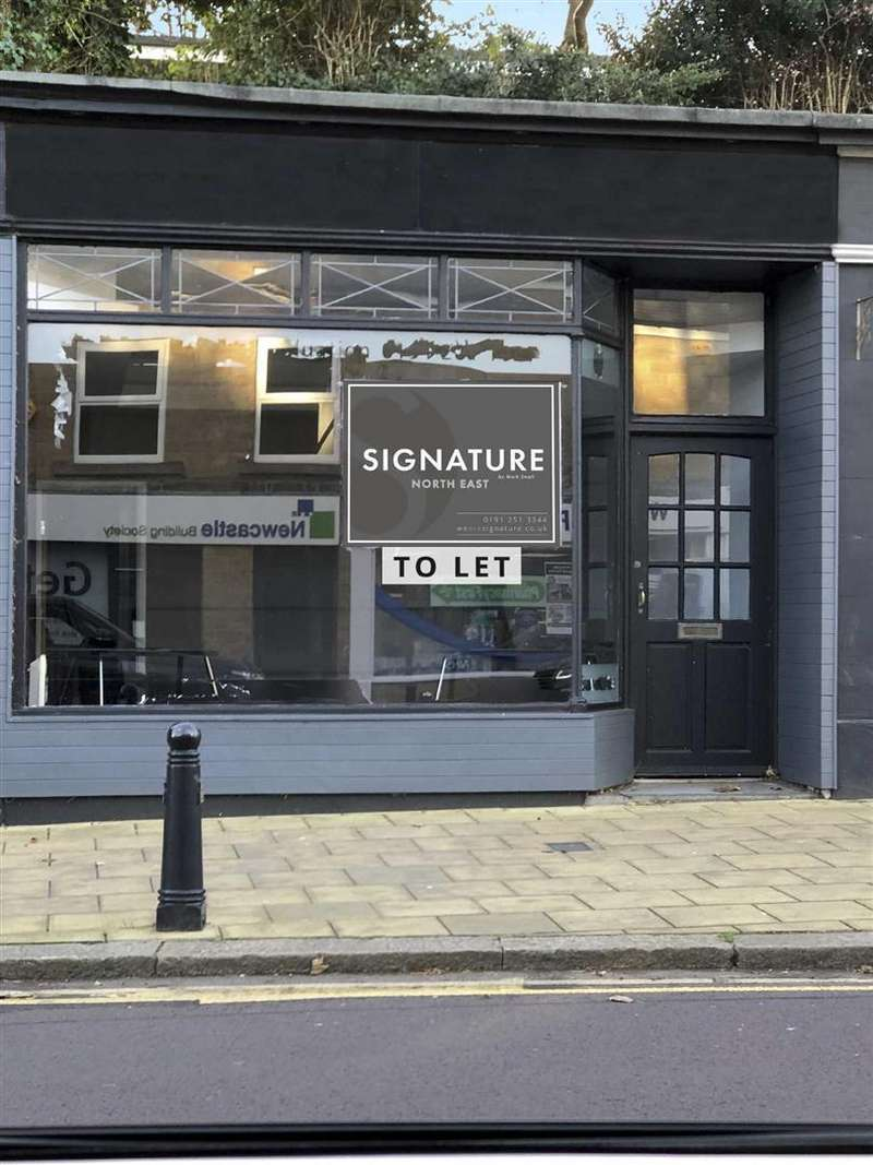Commercial Property for rent in Front Street, Whickham