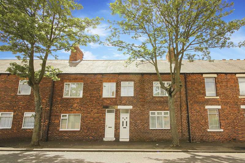 3 Bedrooms Terraced House for sale in Ridge Terrace, Bedlington