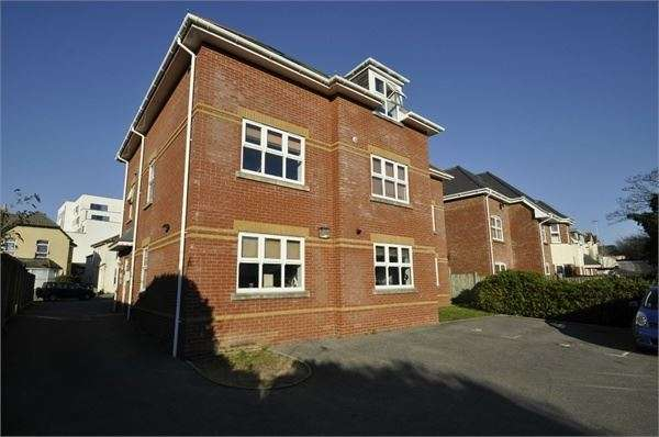 2 Bedrooms Apartment Flat for sale in Southcote Road, Bournemouth, ,, BH1 3SR