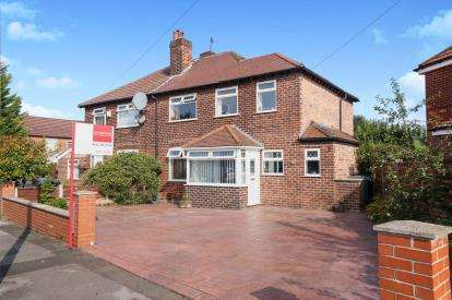 4 Bedrooms Semi Detached House for sale in Wythburn Road, Heaviley, Stockport, Cheshire