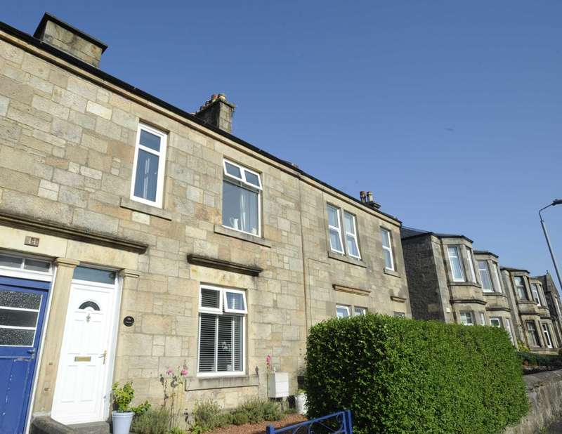 3 Bedrooms Terraced House for sale in Hagg Crescent, Johnstone, PA5
