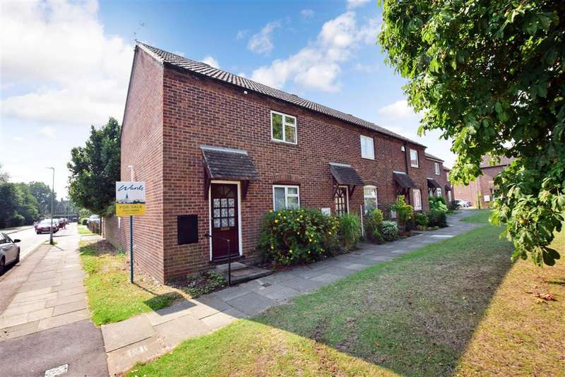 2 Bedrooms End Of Terrace House for sale in Bishops Way, , Canterbury, Kent