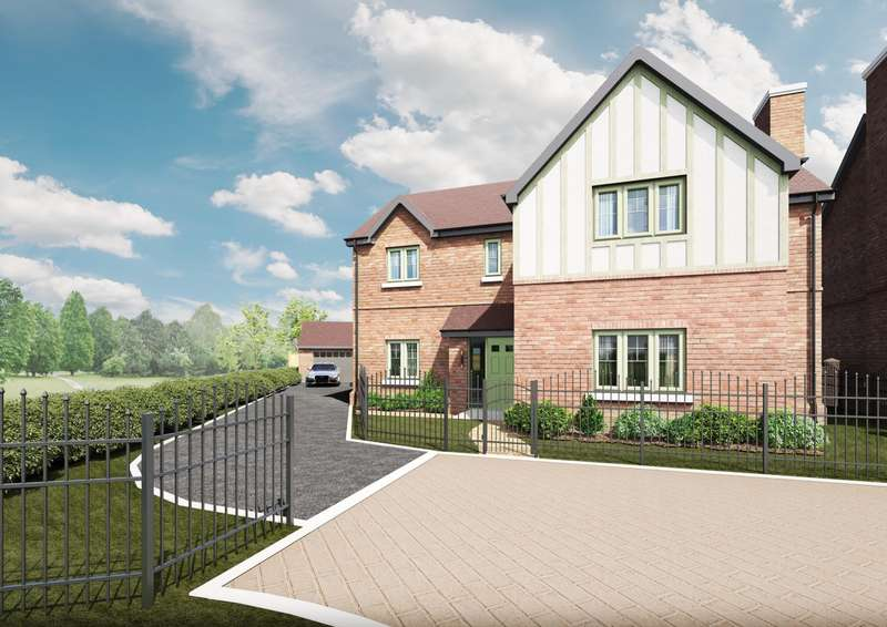 5 Bedrooms House for sale in 5 bedroom House New Build in Little Budworth